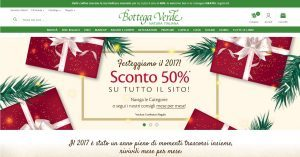 Coupon Bottega Verde