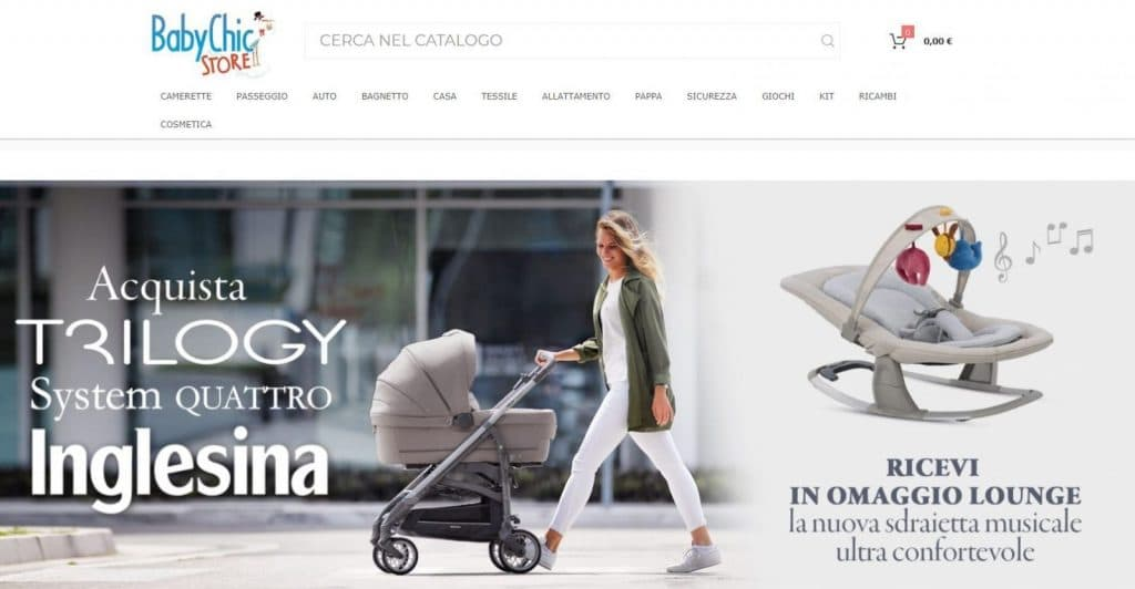 Baby chic store recensione